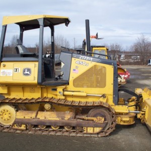 Bulldozer, JD 450