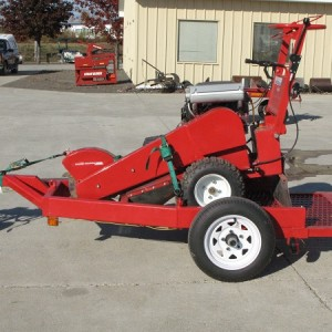 Stump Grinder - 24 HP