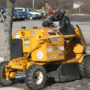 Stump Grinder - 35 HP