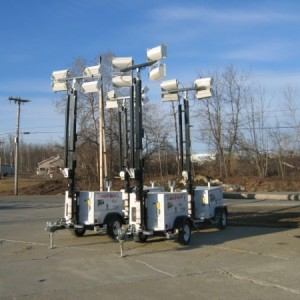 4,000 Watt Light Tower - Diesel