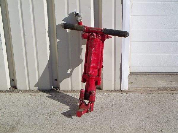 55 lb Rock Drill