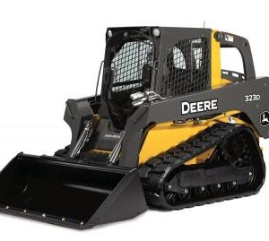Skid Steer - 8,000-8,600 lb - Rubber Track