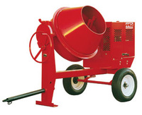 Cement Mixer - 4 CF - Electric or Gas