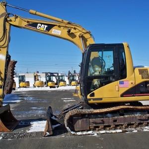 Excavator – 311CU/312/EX120 – 28,000 lb - w/ Wrist