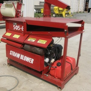 Hay Blower - Gas