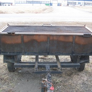 BBQ Pit - Tow-Behind