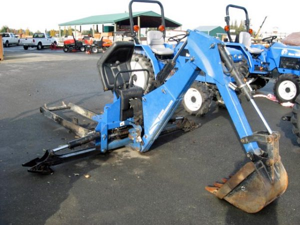 Backhoe Attachment for Tractor