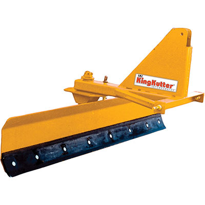 Grade Blade Attachment for Tractor - 7'