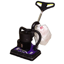 Square Buff Floor Sander w/ Bag - Softwood