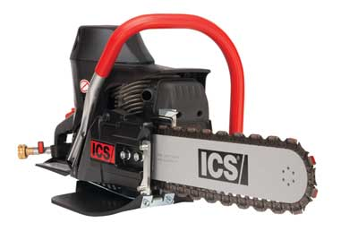 Concrete Diamond Chain Saw - 12""