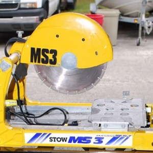Wet Tile Saw - 14""