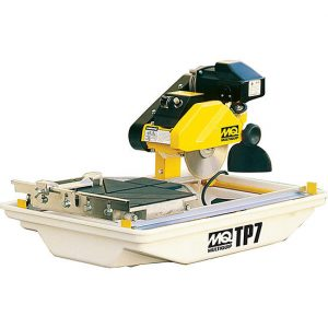 Wet Tile Saw - 7""