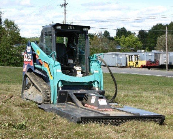 Skid Steer w/ Bush hog