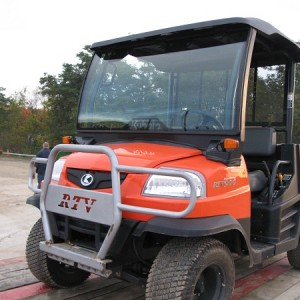 Utility Vehicle w/ Dump Body - 4x4