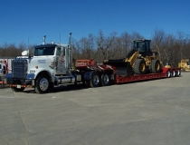 Eagle Rentals new delivery truck