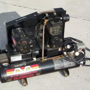 10.5 CFM Compressor - Electric