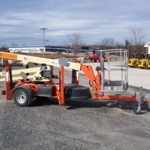 Tow behind Lift, 40 ft.-Electric
