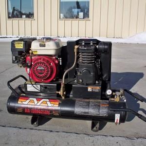 15 CFM Compressor - Gas