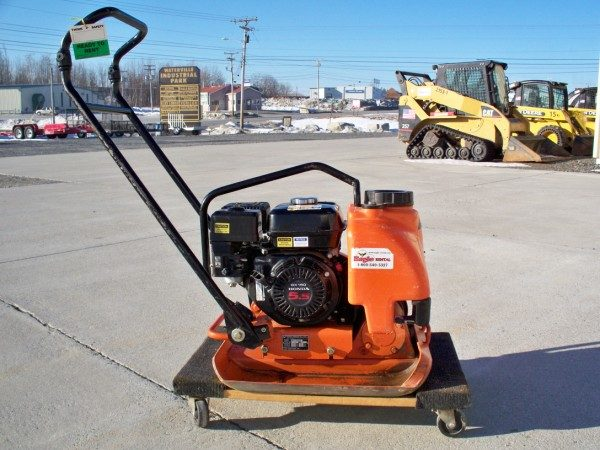 200 lbs. Plate Compactor