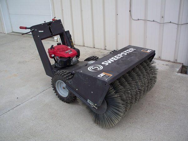 Sweeper - 3' Walk-Behind