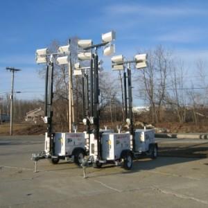 4,000 Watt Light Tower - Diesel