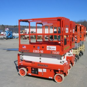 19 ft. Scissor Lift