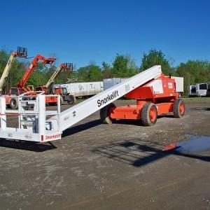 Boom Lift - 80' 4x4 Diesel