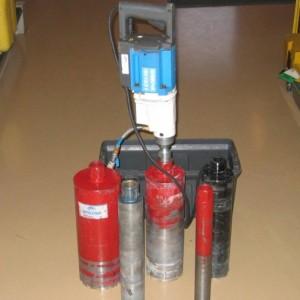 """Core Drill - 6"""" - Handheld"""