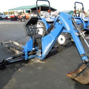 Backhoes/Tractors