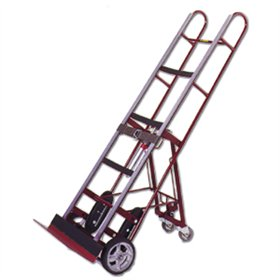 hand truck heavy duty w wheels - Heavy Duty Hand Truck