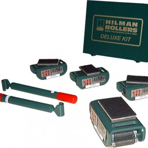 Equipment-Moving Roller - (Set of 4) - 3 Ton