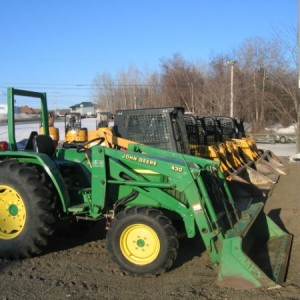 Tractor - JD 990 - 4x4