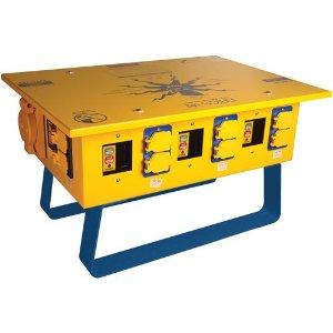 50 Amp Distribution Box