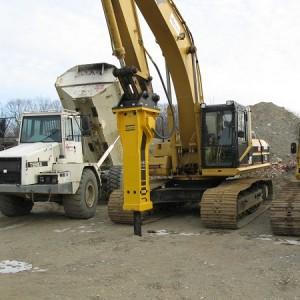 Excavator - Cat 330 - 80,000 lb - w/ 7,500 lb Hydraulic Hammer