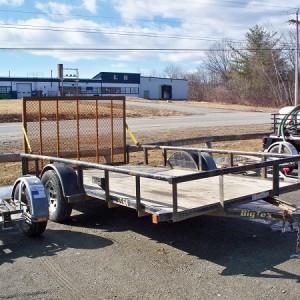 Single Axle - 2,200 lb